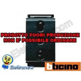 BTICINO LIVING CLASSIC PRESA BIPASSO 10/16A 4580