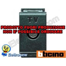 BTICINO LIVING CLASSIC PRESA TV PASSANTE 4673P