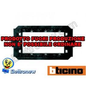 BTICINO LIVING CLASSIC SUPPORTO 3 MODULI 4703