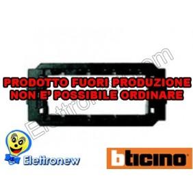 BTICINO LIVING CLASSIC SUPPORTO 4 MODULI 4704