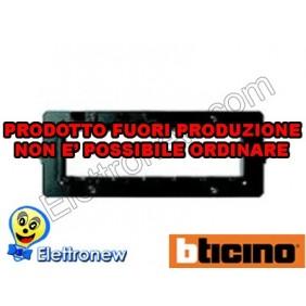 BTICINO LIVING CLASSIC SUPPORTO 6 MODULI 4706