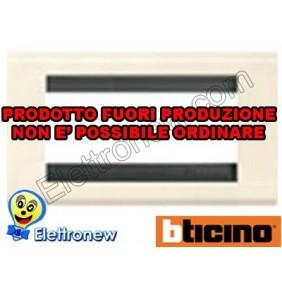 BTICINO LIVING CLASSIC PLACCHE 4 MODULI 4714BA