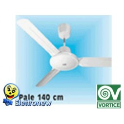 VORTICE VENTILATORE SOFFITTO NORDIK EVOLUTION R 140/56