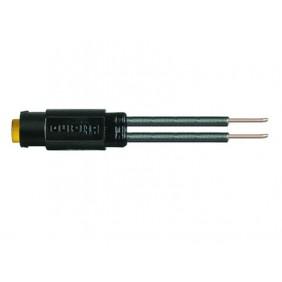Lámpara de LED de Bticino interruptores de sobrecarga de 12/24V blanco LN4742V12T