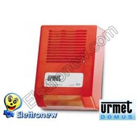 URMET Sirena antincendio autoalimentata 24 Vcc. 1043/256