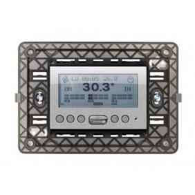Electronic Chronothermostat Urmet Simon NEA Weekly 10632AL