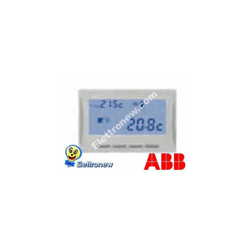 ABB MYLOS CRONOTERMOSTATO ELETTRONICO 2CSY1201MC