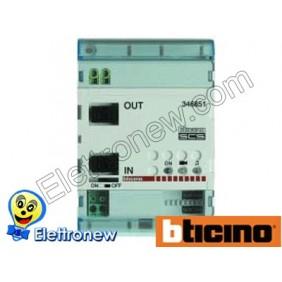BTICINO INTERFACCIA APPARTAMENTO 2 FILI 346850