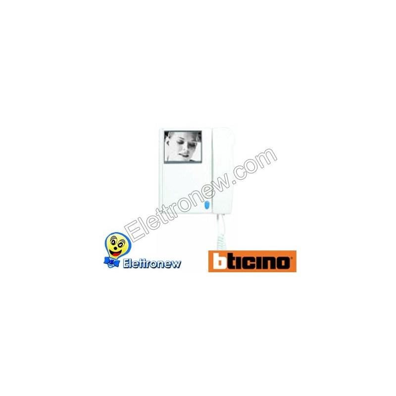 BTICINO VIDEOCITOFONO SPRINT B/N 334342