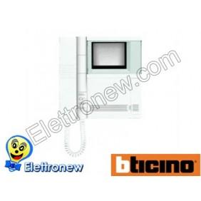 BTICINO VIDEOCITOFONO PIVOT 2 FILI 344102