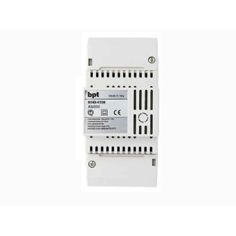 Alimentatore citofonico BPT 230V 15VA sistema 200 e 300