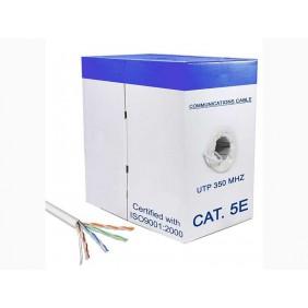 Cavo di rete Ethernet RJ45 UTP Categoria CAT5E a metro