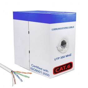 Cavo di rete Ethernet RJ45 UTP Categoria CAT6 a metro 03071.E