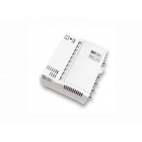 Mini Centralino Tv Fracarro 3 ingressi bande III+DAB,UHF,UHF 23dB MBJ2331LTE 223416