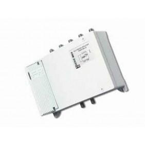 Centralino TV Fracarro 4 ingressi bande FM,III+DAB,IV,V, UHF 43dB MBX 5740LTE 235108