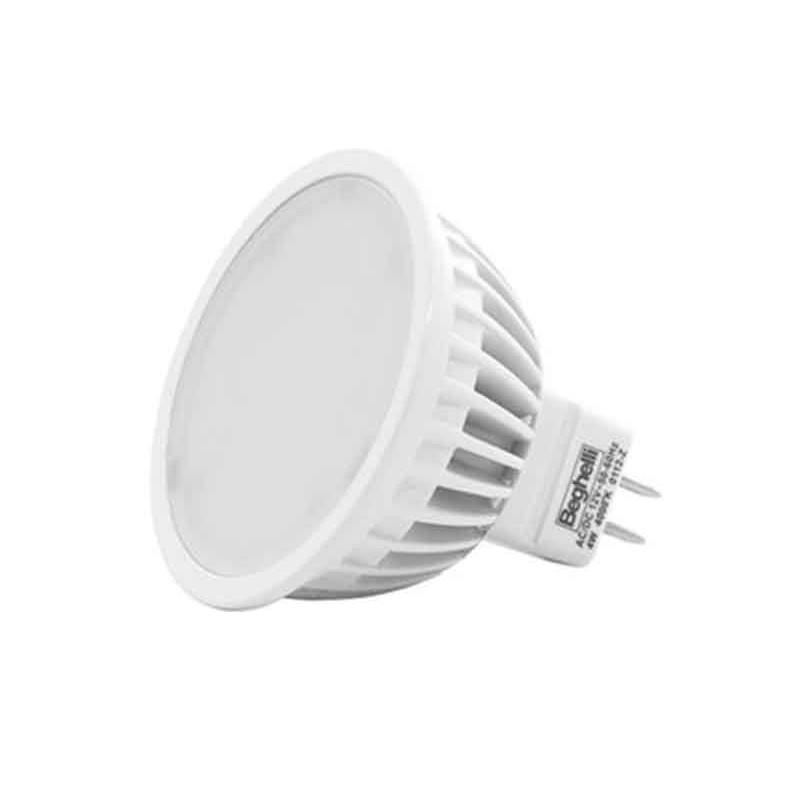 BEGHELLI LAMPADA LED DICROICA 6W GU5,3 12V 3000K 56045