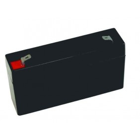 LEAD acid BATTERY RECHARGEABLE 6V 1.3 Ah