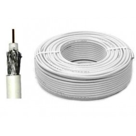 Cable Tv Digital Terrestrial and Satellite tv 6.8 mm, 100m