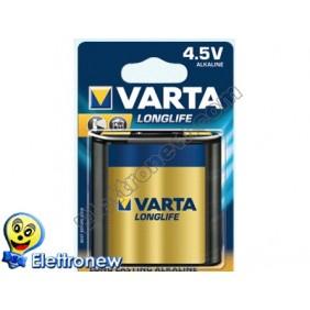 VARTA BATTERIA PIATTA 4,5V ALKALINA  04112
