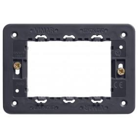 Vimar Eikon- support 3 modules 21613