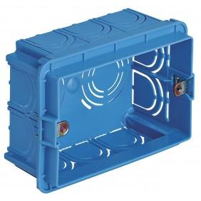 Caja de empotrar Vimar Eikon 3 módulos V71303