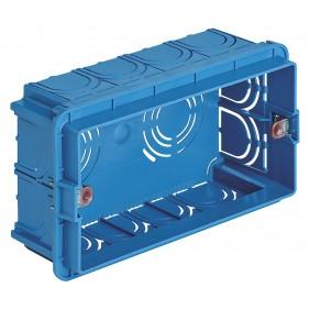 Caja de empotrar Vimar Eikon 4 módulos V71304