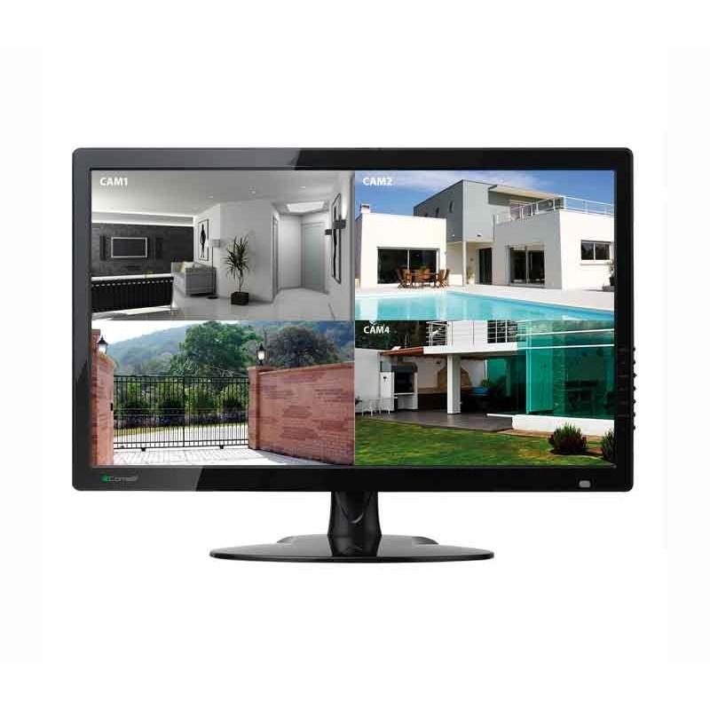 Monitor per Videosorveglianza Comelit Full HD 21,5