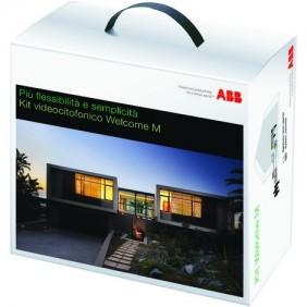 Kit Videocitofono ABB Starkit con monitor a colori
