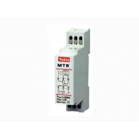 Relay Yokis Urmet step-by-Step DIN with neutral timed 2000W MTR2000M