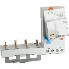 Bticino block circuit breaker (elcb 4P AC 63A 30mA 3 modules G43AXC63