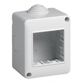 Vimar contenitore IP40 2 moduli 14802