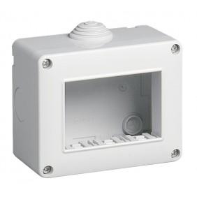Vimar contenitore IP40 3 moduli 14803