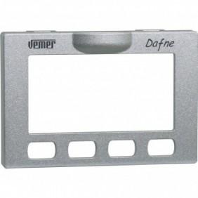 Vemer Frontalino di colore Tech per cronotermostato Dafne VE762900