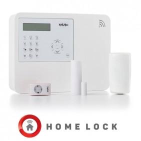 Kit antifurto Faac senza fili wireless Home Lock GSM 101301