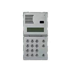Modulo di chiamata Sinthesi S2 con tastiera per 2Voice Urmet 1083/19