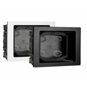 Box recessed, Urmet video intercom MIRO 1750/60