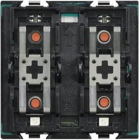 Attuatore Axolute con 1 relè con tasto di comando Bticino H4671/1