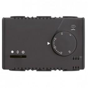 Termostato Gewiss system black 3 moduli GW21852
