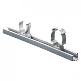 Guide Gewiss mounting clips, shock-resistant...