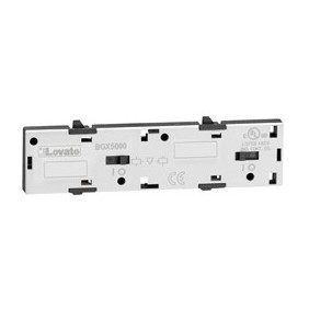 The mechanical interlock LOVATO for mini-contactors BG series 11BGX5000
