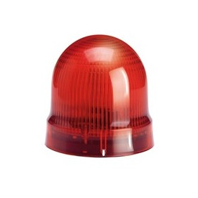 Blinking LOVATO red fixed light attack ba15D 8LB6EL4