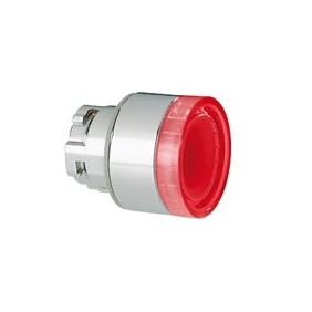 Pulsante LOVATO luminoso serie 8LM 22mm rosso 8LM2TBL104