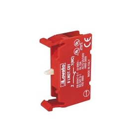 Contact LOVATO NC series 8LM 22mm red 8LM2TC01