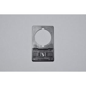 Port label LOVATO for labels cardboard 8LM2TAU105