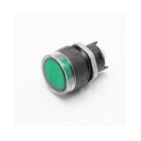 Pulsante LOVATO luminoso serie 8LM 22mm verde 8LM2TBL103