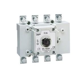 Interruttore sezionatore LOVATO quatripolare 160A GE0160T4
