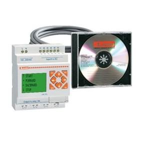 Kit LOVATO con modulo base LRD12R D024-software-cavo LRDKIT12RD024