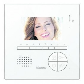 Videocitofono Bticino 2 fili vivavoce a colori LCD 4,3 344522