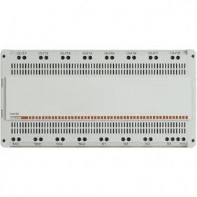 Matrice Bticino modsulare 10 DIN per video-diffusione F441M