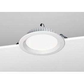 Incasso Nobile LED 20W luce 3000K verniciato...